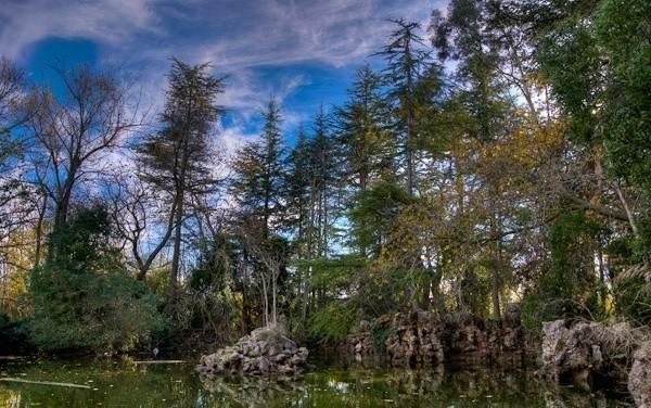 Природный парк Гарраф