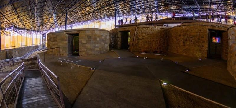 Музей и археологический парк Куэва Пинтада