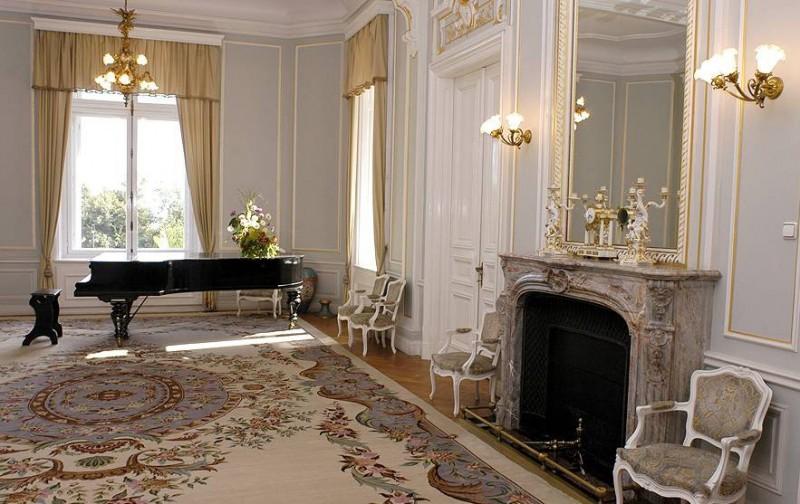 Залы резиденции