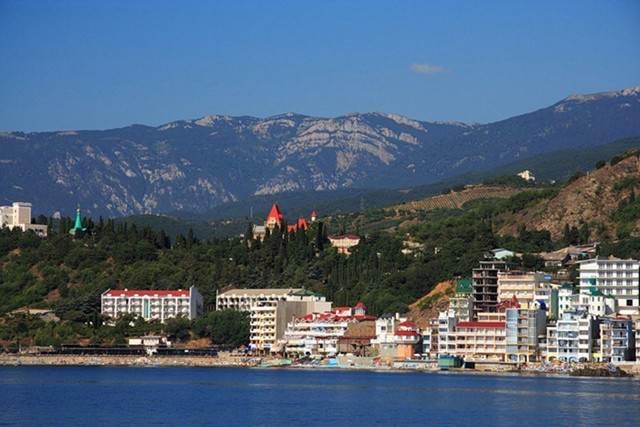 Утёс, Крым