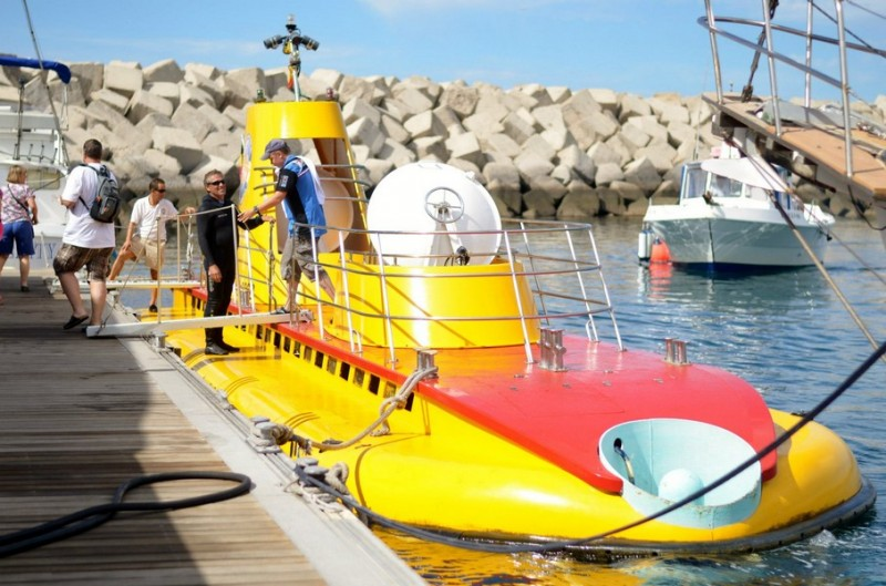 Жёлтая Submarine