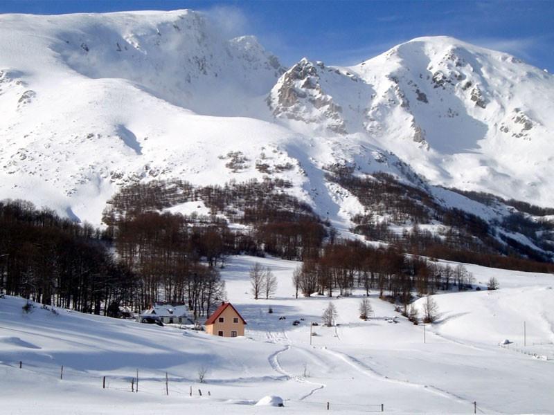 Отдых зимой в Черногории