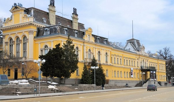 Национальная художественная галерея Софии
