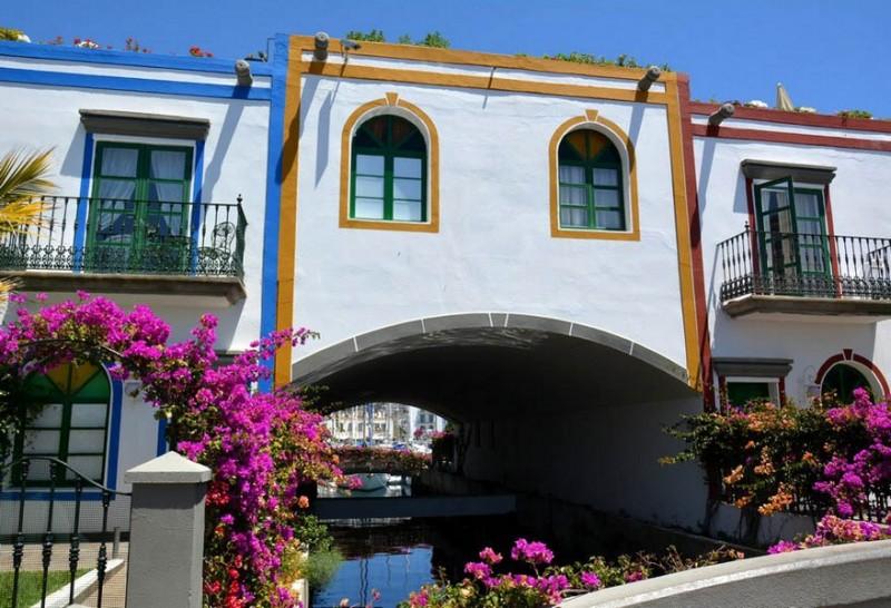 Порт Моган (Канарская Венеция)