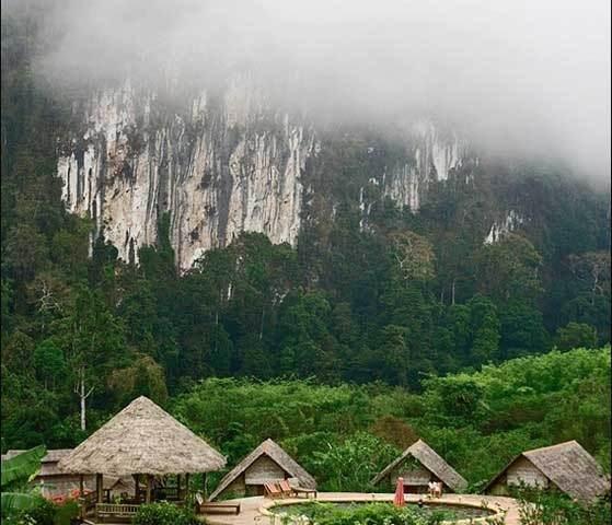 Национальный парк Кхао Сок