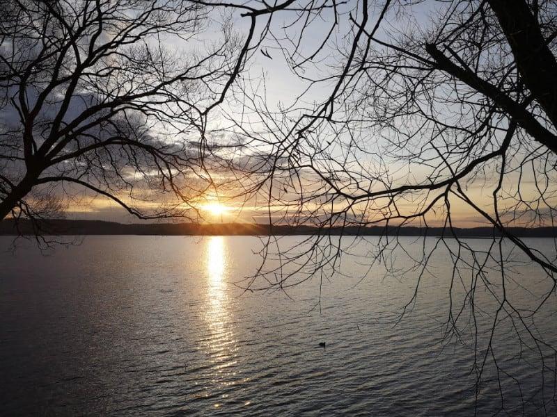 Заказ на зарасайском озере