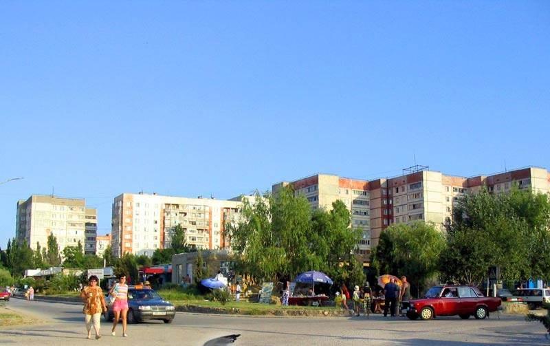 Город Щёлкино