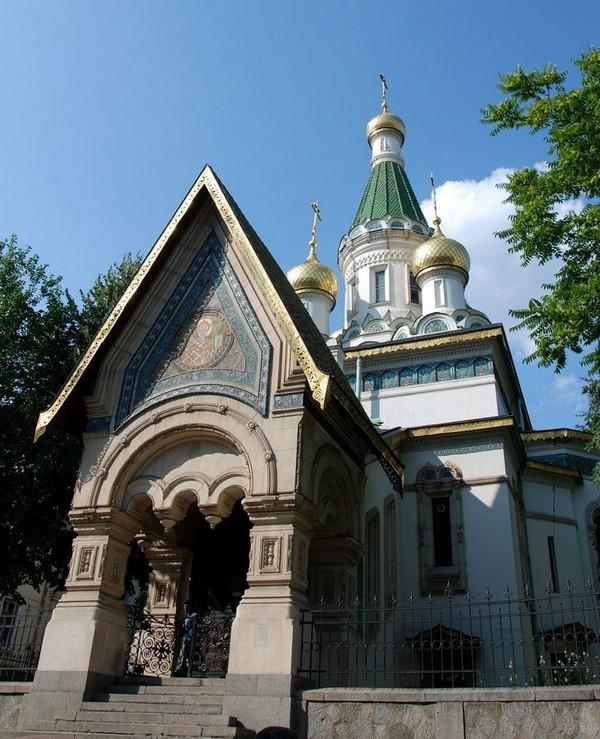 Русская посольская церковь