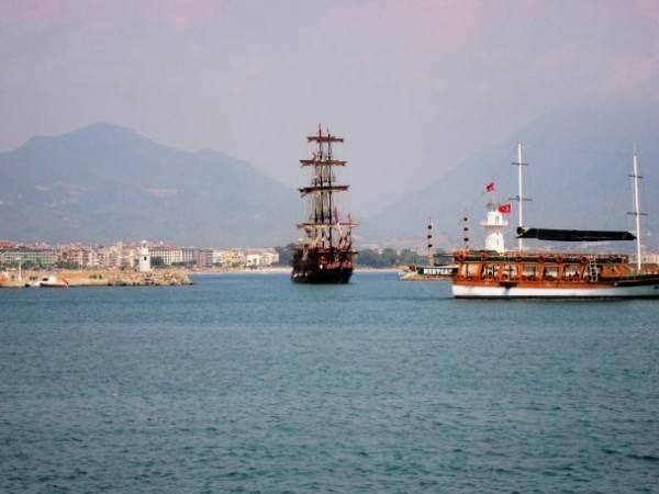 Порт Аланьи