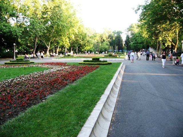 Бургас - приморский парк