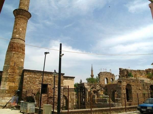 Старый город Анталии - Калеичи