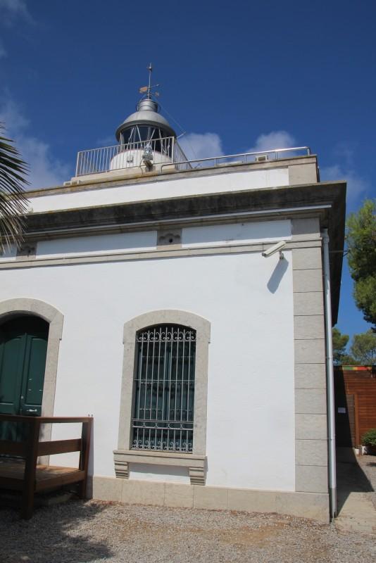 Здание маяка