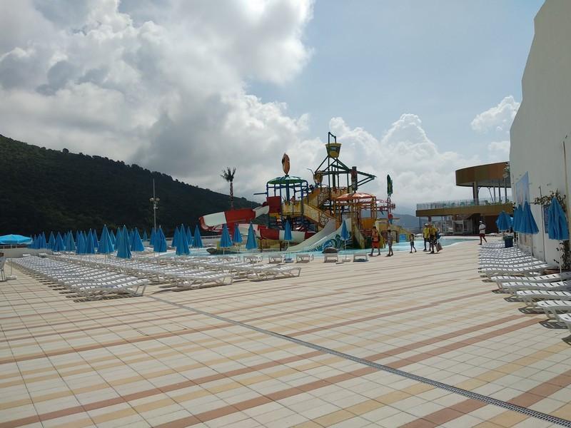 Аквапарк в Будве