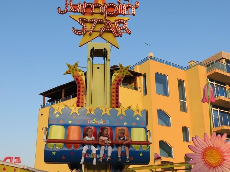 Парк развлечений в Солнечном Береге