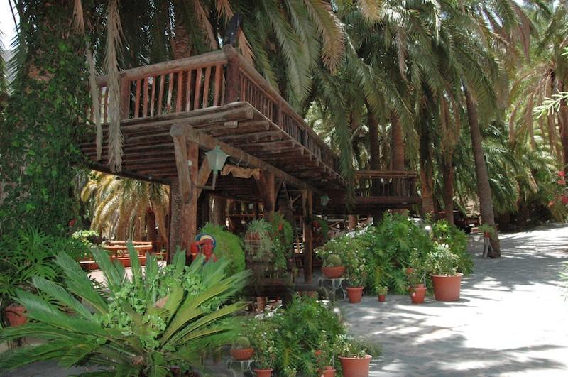 Оазис рядом с  парком