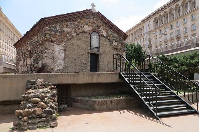 Античная церковь Сердика