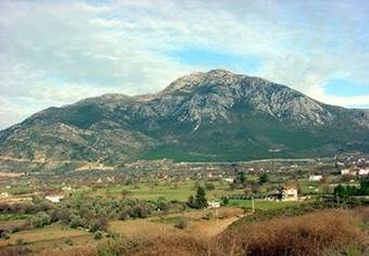 Горная деревня Юзюмлю