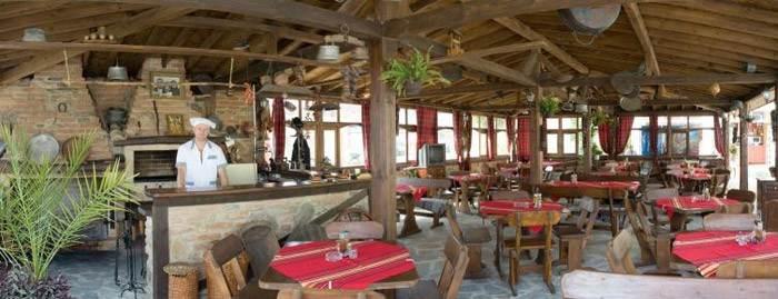 Ресторан на свежем воздухе