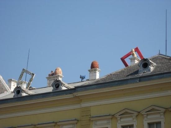 Необычная крыша