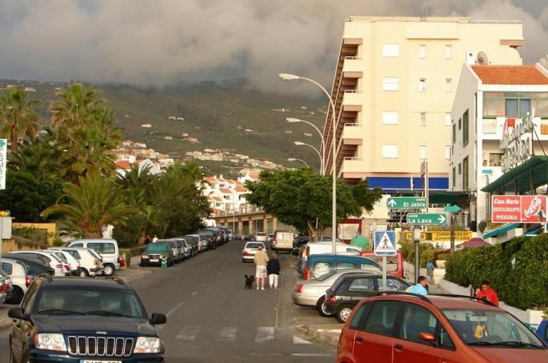Улочки города Кальяо Сальвахе