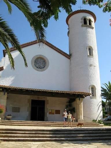 Церковь Санта-Мария-Platja d'Aro
