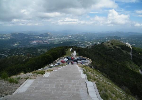 Экскурсия на гору Ловчен