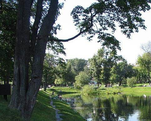 Парки Анталии