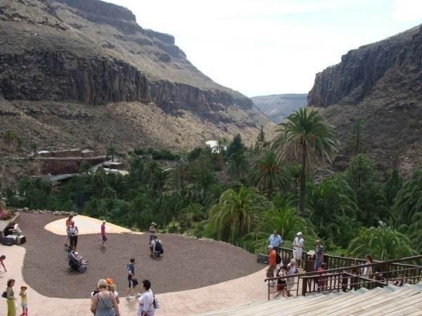 Тематический парк Palmitos