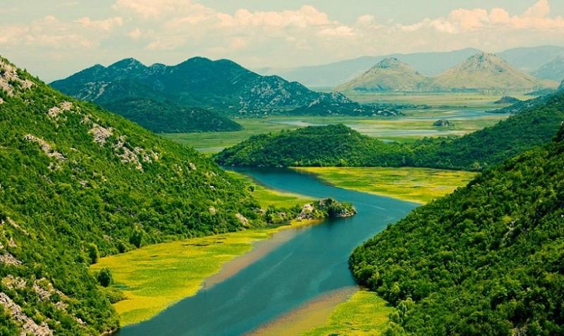 Озеро Черногории