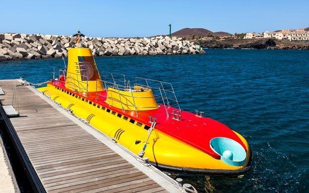 Подводная лодка Submarine
