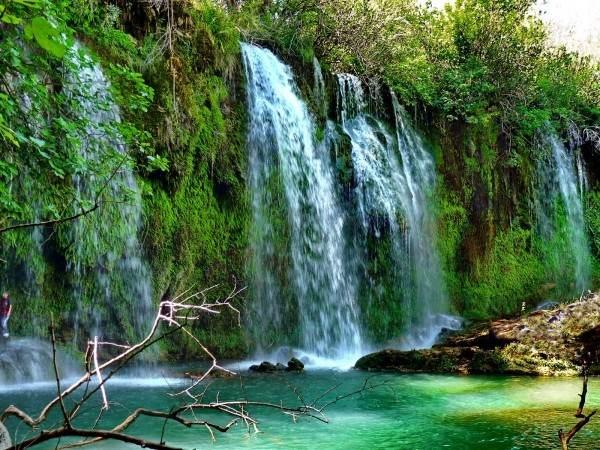 Водопады Дюден