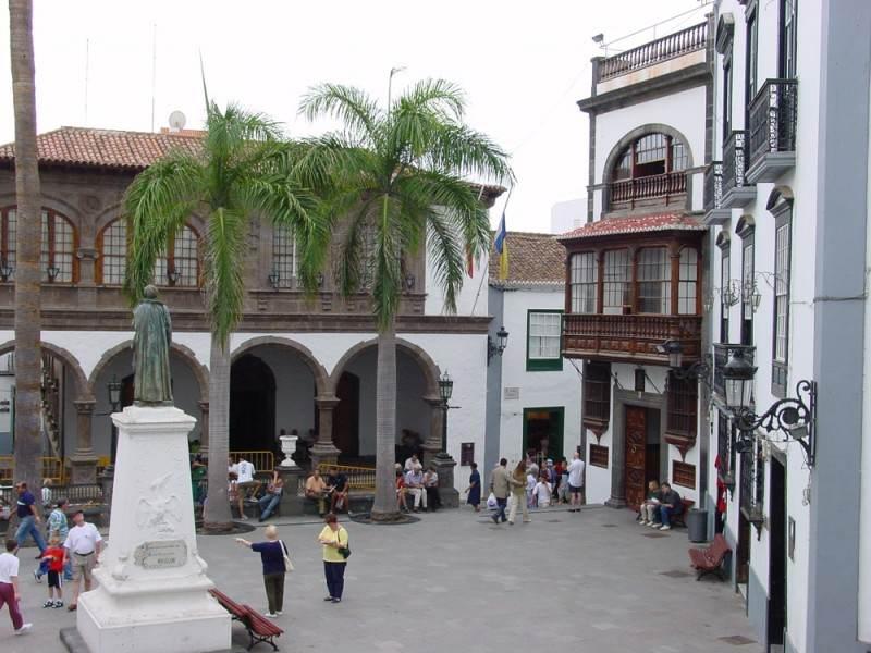 Санта-Круз-де-ла-Пальма