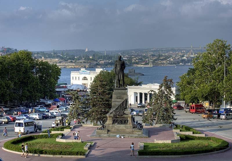 Исторический центр Севастополя