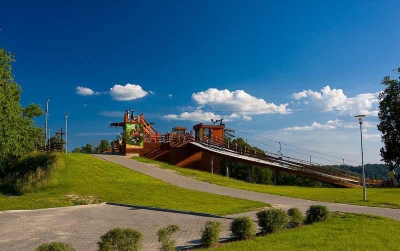 Сигулдский парк развлечений