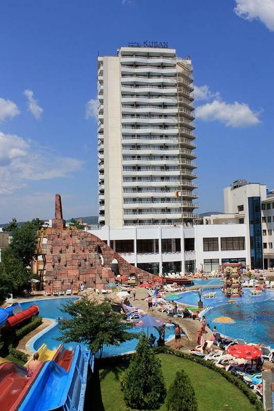 Отель и аквапарк Кубан