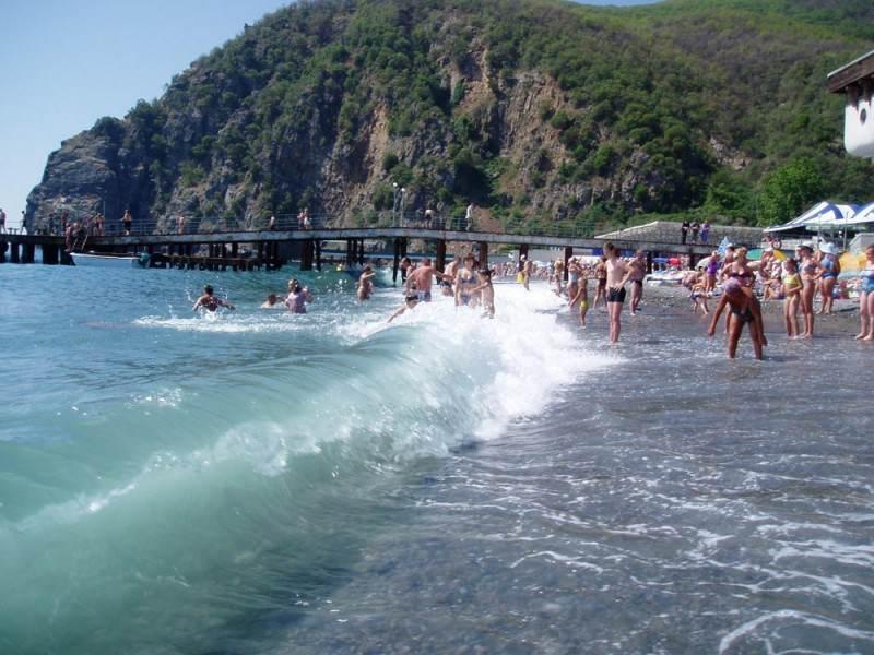 Партенит - один из курортов Крыма