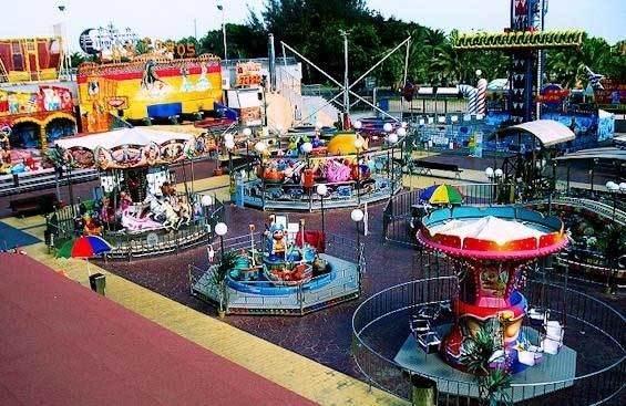 Парк развлечений Holiday World