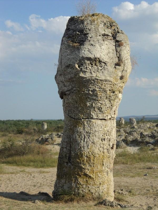 Необычные каменные скульптуры, созданные природой