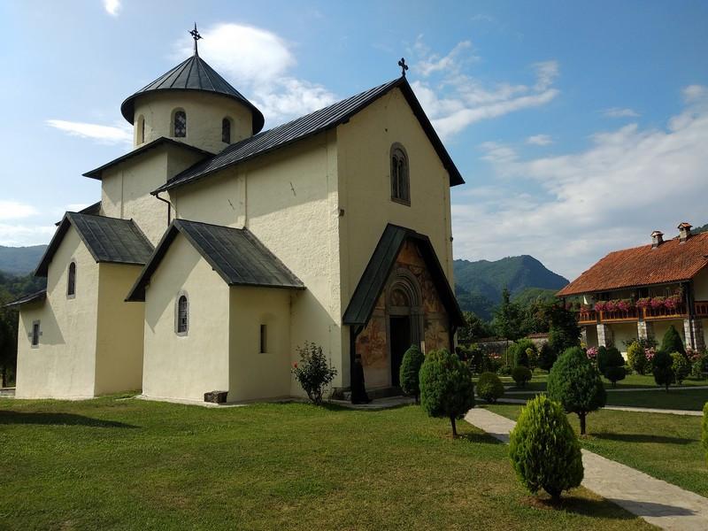 Собор при монастыре