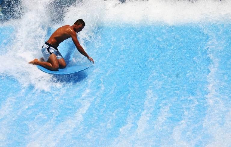 Волны для серферов