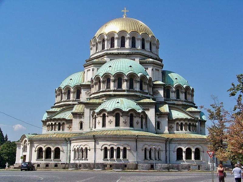 Храм-памятник Св. Александра Невского
