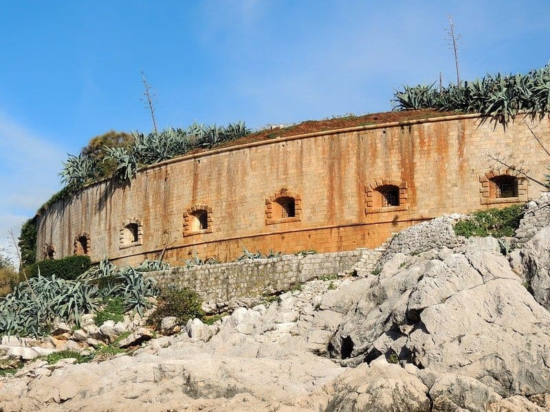 Крепость Мамула