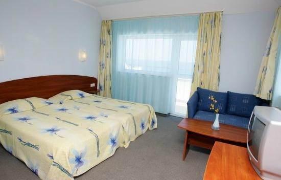 Один из номеров в отеле Paraiso Beach
