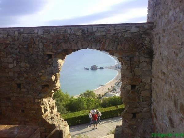 Замок Сан Хуан
