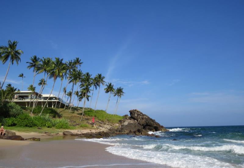 Шри-Ланка в сентябре