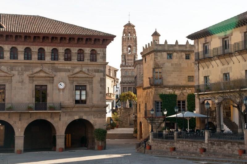 Poble Espanyol - Испанская деревня