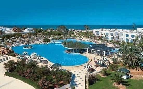 LTI-Djerba Holiday Beach 4*