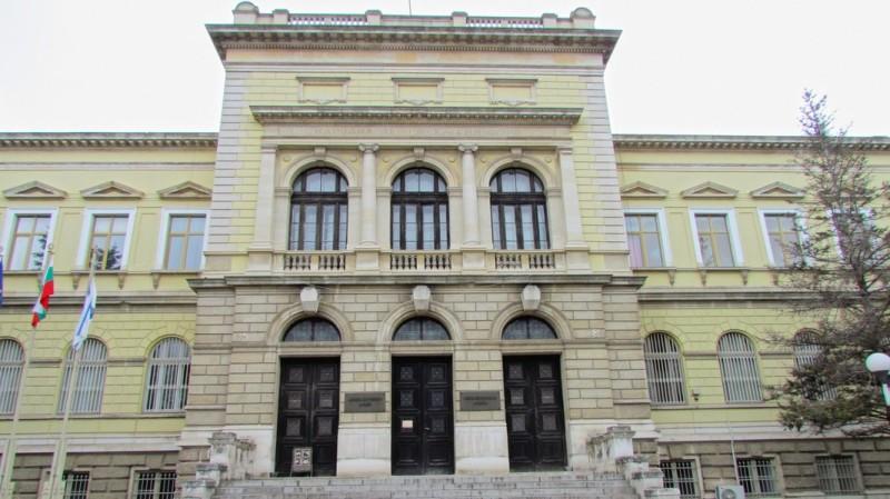 Здание археологического музея в Варне
