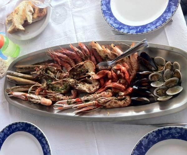 Рыбный рынок Бланеса