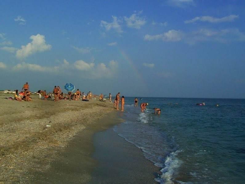 Пляжи в Поповке